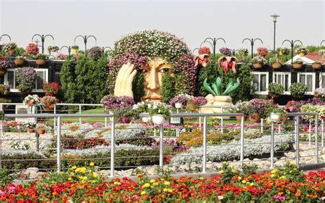 Dubai Flower Garden by Dubai Miracle Garden