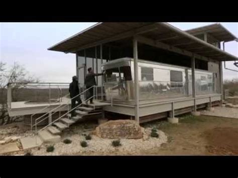 Small Ranch House george clarkes amazing spaces locomotive ranch trailer