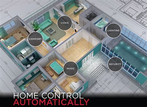 smart home automation services multi room audio lighting