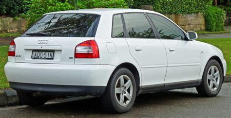 Audi A3 Hatchback 2000 by File 2000 2004 Audi A3 8l 1 8 5 Door Hatchback 2011 04