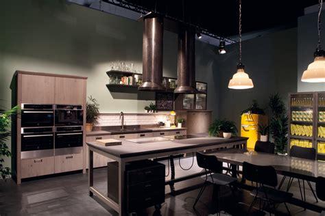 Vintage Metal Kitchen Cabinet scavolini signe avec diesel une cuisine vintage