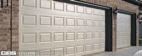 Short Panel Steel Panel Geis Garage Doors Milwaukee Geis Garage Doors