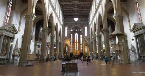 santa croce interno santa croce il tempio delle glorie italiche ispir 242 a