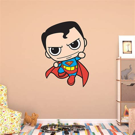 superman wall decal shop fathead 174 for superman decor