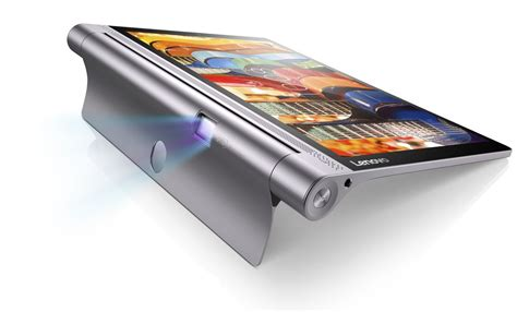 lenovo tab 3 pro tablet with projector