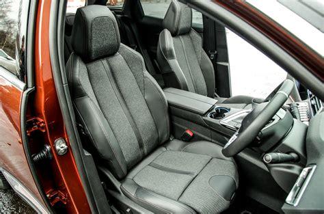 peugeot 3008 interior seat peugeot 3008 review 2017 autocar