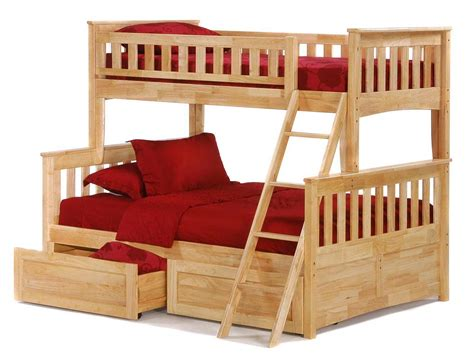 sized bunk beds size bunk beds decofurnish