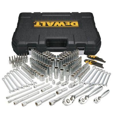 dewalt mechanics tool set 204 dwmt72165 the home