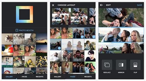 download layout from instagram collage instagram s collage app layout now available for