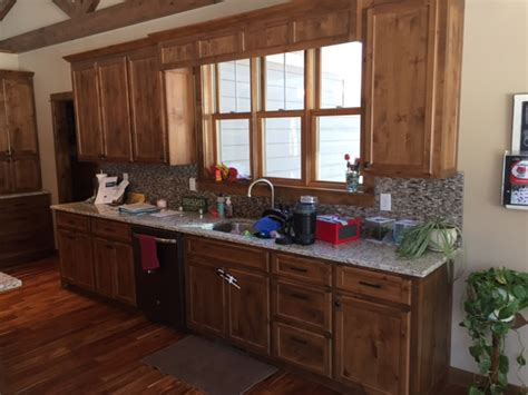 mn custom kitchen cabinets and countertops custom valley custom cabinets rustic knotty alder cabinets