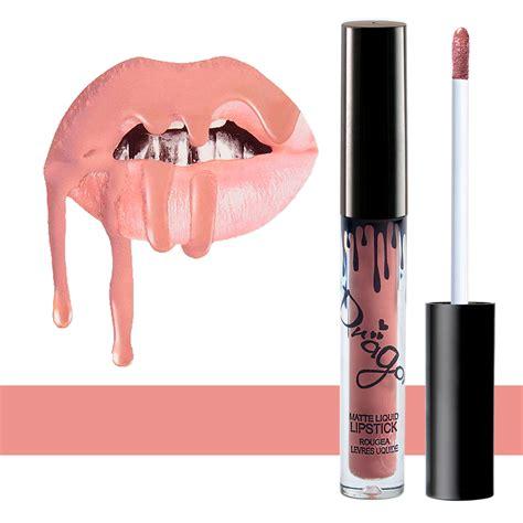 Lipstick Style lip makeup fashion matte lip gloss lipstick kit kilie