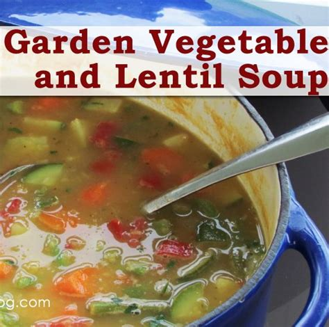 17 Best Images About Lentil Recipes On Pinterest Energy Calories In Garden Vegetable Soup