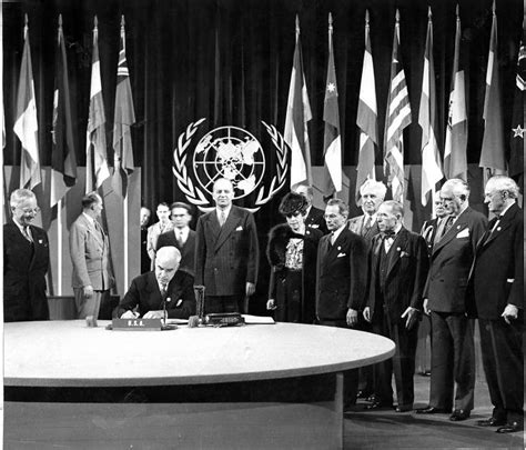 United Nations Nation 19 by U N Remembers 70 Years And What Might Been For S F