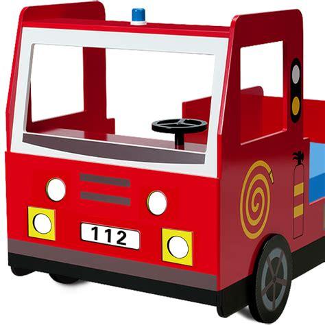 letto camion pompieri da letto per bambini auto camion dei pompieri ebay