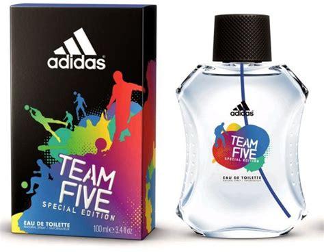 Parfum Original Adidas Team Five Edition Edt 100ml 10 rekomendasi terbaik parfum adidas original untuk pria