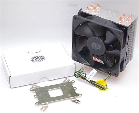 hyper 212 evo 120mm fan oem package cooler master hyper 212x cpu cooler review eteknix