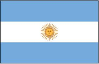 Argentina Flag Printables