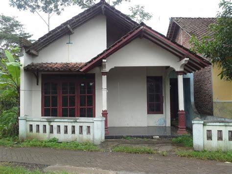 rumah dijual rumah asri minimalis praktis  lokasi
