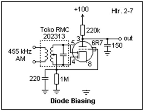 vacuum diode function electronics 27