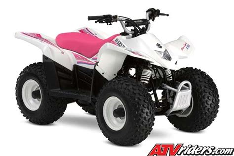 2009 suzuki quadsport z50 youth mini atv features