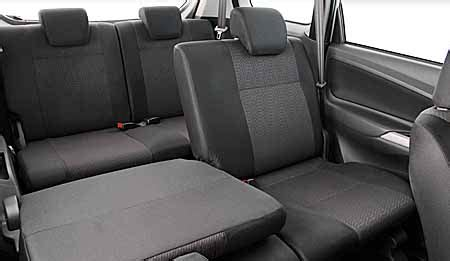 Toyota Avanza Seating Capacity Toyota Avanza 1 3 Sx Reviews Prices Ratings With