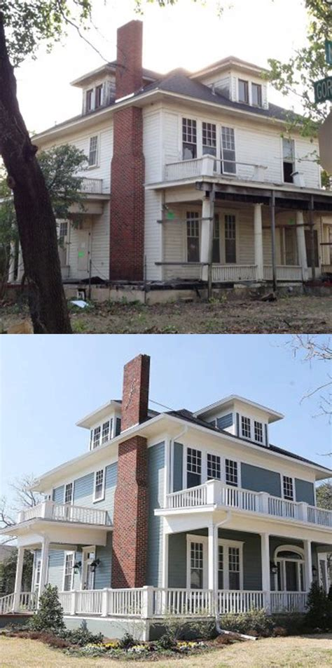 fixer after best 25 exterior remodel ideas on brick