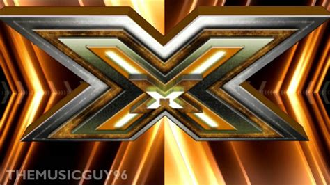x background the x factor background loops 2011