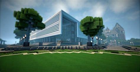office minecraft building
