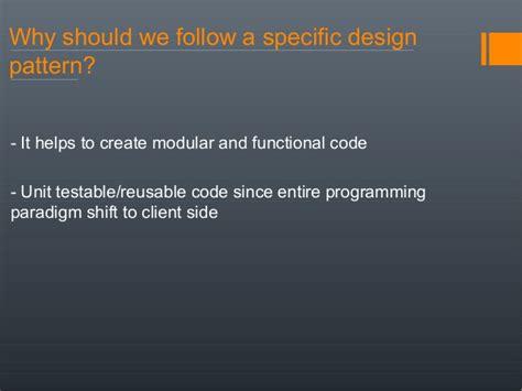 javascript pattern javascript design patterns