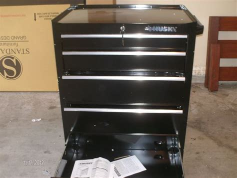 husky 5 drawer side cabinet husky 5 drawer tool cabinet espotted