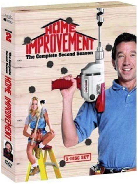 quot home improvement quot the complete second season dvd review