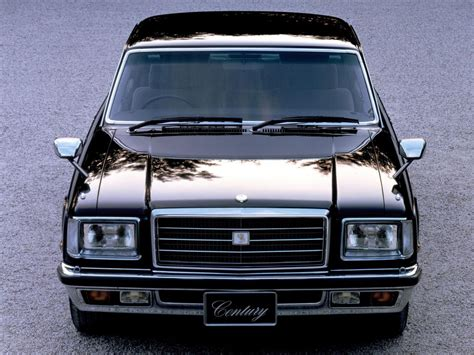 toyota century toyota century technical specifications and fuel economy