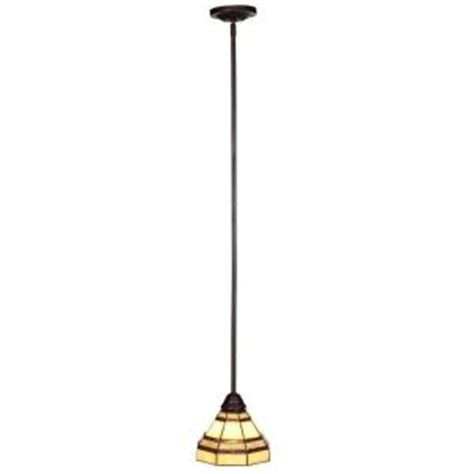 Hton Bay Lighting Fixtures Catalog Hton Bay 1 Light Rubbed Bronze Mini Pendant 14790 The Home Depot