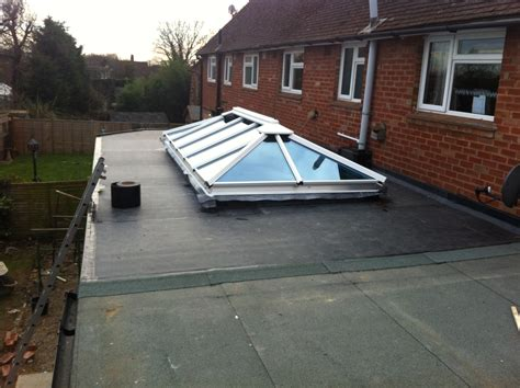 flat roof recent project new flat roof southwater surrey ar