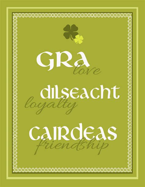 what s the phrase s day gaelic phrases for st s day crafts