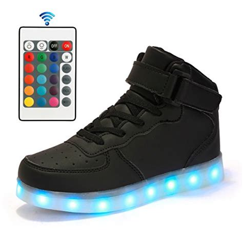 light up shoes with remote qkettle 20 models led shoes boys light up