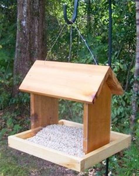 Hanging Bird Feeder Plans free hanging bird feeder plans plans a wood workbench workshop projects