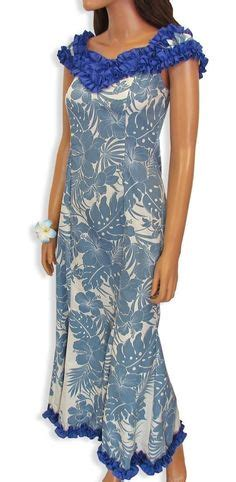 Dress Misha Maxi Navy Ori Glz new hawaiian muumuu dress blue sz 2xl 3xl tropical plus size hawaii dresses ebay hula ori