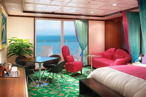 Pearl 2 Bedroom Family Suite by Ship Pearl Mad Decent Boat