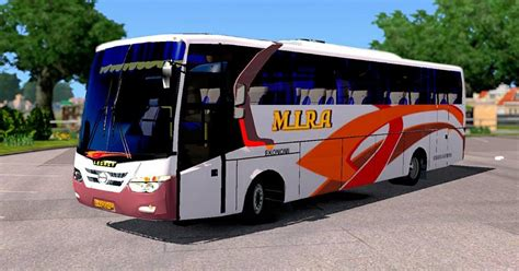 mod bus  legacy rindray  ap ets indo mod