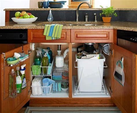 Kitchen Sink Organization Under Sink Organization Products I Love Pinterest