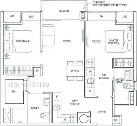 2 bedroom condo floor plans flamingo valley floor plans singapore condo