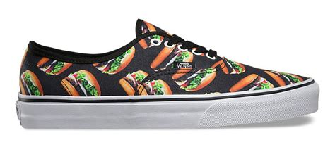 New Vans For the new vans food shoes are awesome aterietateriet food culture