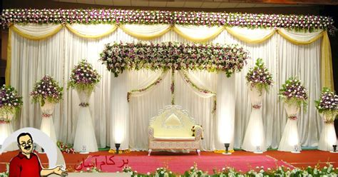 decoration materials arrange wedding and events from mamooinpakistan