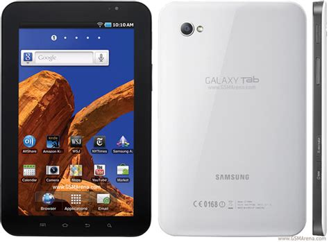 Galaxy Tab Wifi P1010 Samsung P1010 Galaxy Tab Wi Fi Pictures Official Photos