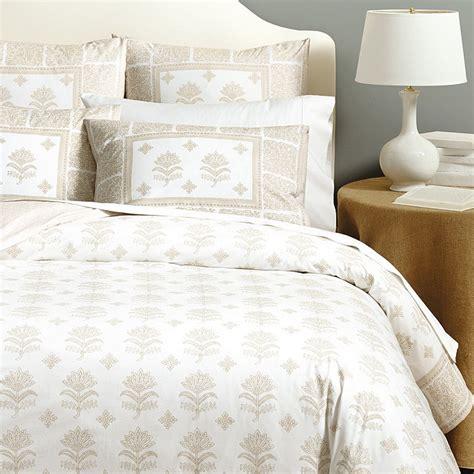 ballard designs bedding block print duvet gray ballard designs