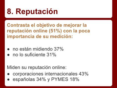 thesis advisor en español los medios sociales en espa 241 a