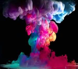what color is smoke rainbow smoke rainbow colors