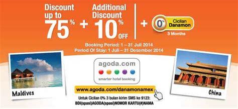 agoda telkomsel danamon online banking