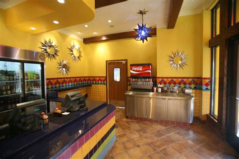 Custom Kitchen Design Ideas taqueria downtown disney